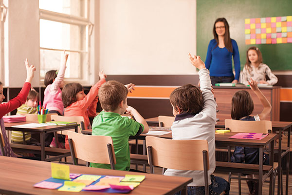 Schule & Kindergärten